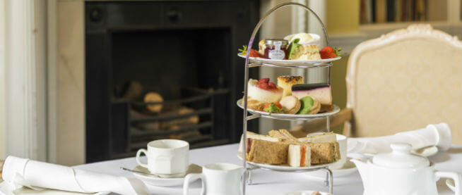 Hitchin Priory Afternoon Tea