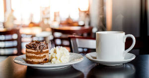 The Beeches MacMillan Coffee Morning