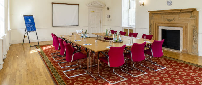 Hitchin Priory Meeting Room