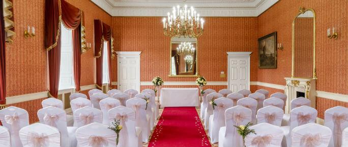Hitchin Priory Wedding Ceremony Radcliffe