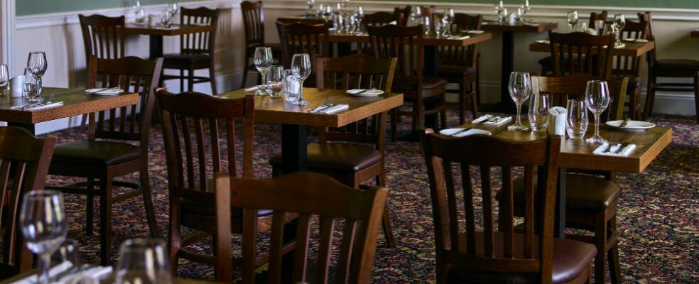 The Delme Restaurant Hitchin Priory