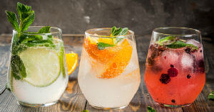 Gin Tasting, Cocktail Making and Canapes at Marsh Farm Hotel, Swindon